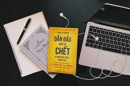 Review sách: Dẫn Đầu Hay Là Chết – Hướng đi cho doanh nghiệp trong thời Covid 19