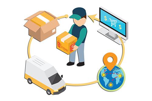 Bán hàng xuyên biên giới qua kênh Shopee quốc tế