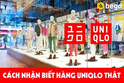 Cách phân biệt quần áo Uniqlo thật – giả chính xác nhất